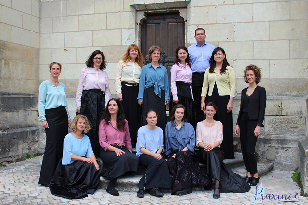 Ensemble vocal féminin