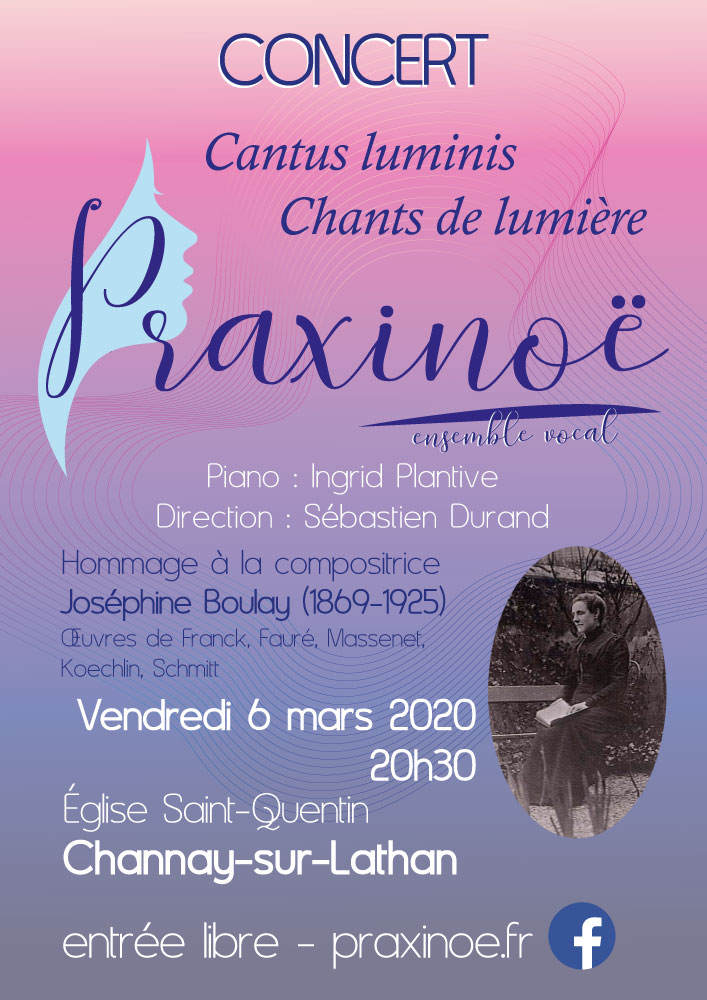 Concert Channay sur Lathan